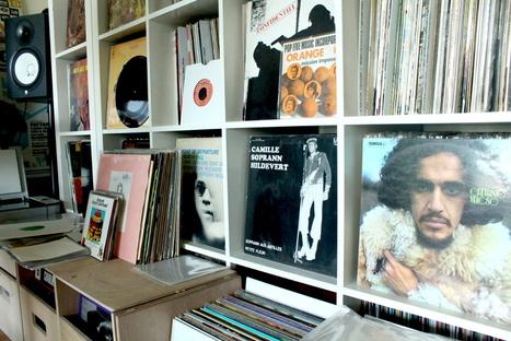Des cartons au Web, «sampler» n'est pas voler pour les fouineurs de vinyles - Rue89 | Onto Vinyl | Scoop.it