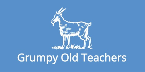 Grumpy Old Teachers - Grumpy Old New Year | iPads in Education Daily | Scoop.it