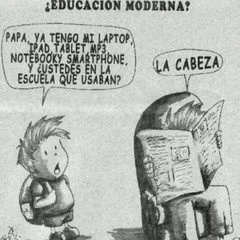 Twitter / haydee6: A esto le llaman educación ... | Cultura y Second Life | Scoop.it