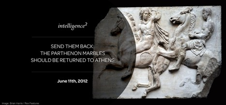 Debate: Send them back: The Parthenon Marbles should be returned to Athens, London Cadogan Hall, June 11th 2012. Speakers for the motion includes Stephen Fry. | Archaeology Travel | Scoop.it