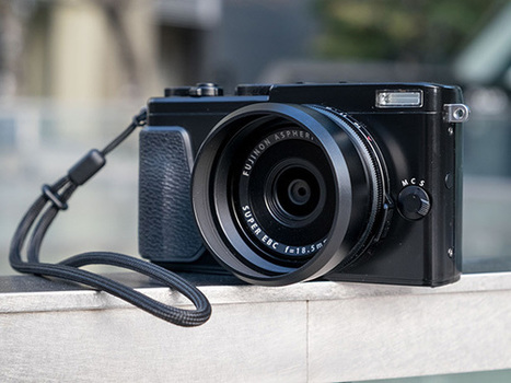 Hands-on with the Fujifilm X70 | Photography Gear News | Scoop.it