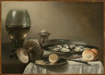 Laudator Temporis Acti: Wine and Oysters | Roma Antiqua | Scoop.it
