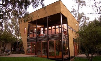 Universcience construire en terre - Comment construire une maison en terre ...