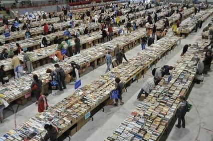 Québec : pas cher, mon kilo de livres, pas cher ! | BiblioLivre | Scoop.it