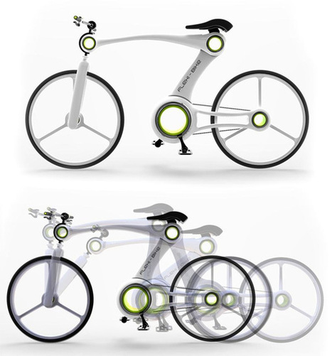 Flexi-Bike | bancoideas | Scoop.it