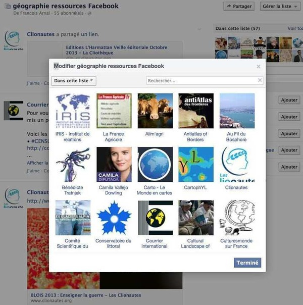 L'enseignement de la géographie bouleversé par la curation et les réseaux sociaux. - Le blog de la géographie dans l'enseignement supérieur par François Arnal | Curation, Veille et Outils | Scoop.it
