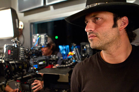 Robert Rodriguez Explores '4-D' and Other Cinematic Frontiers | Transmedia: Storytelling for the Digital Age | Scoop.it