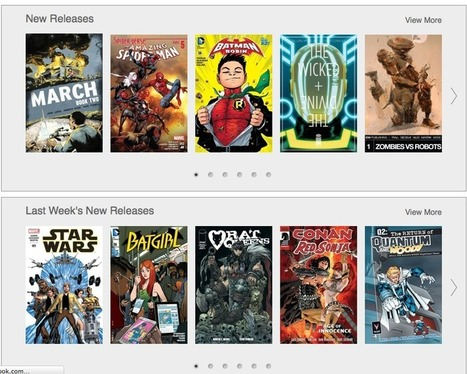 8 Tips for Turning Your Digital Comics into a Business | Transmedia: Storytelling for the Digital Age | Scoop.it
