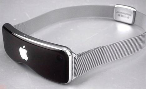 Apple is rumored to be working on its own version of Google Glass | AR - QR | Scoop.it