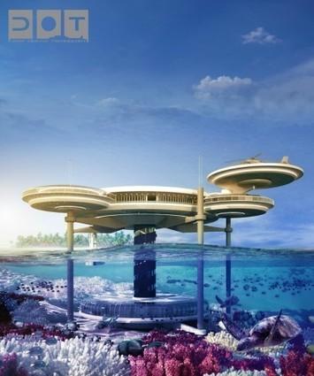 Underwater Hotel planned for Dubai | Scuba Diving Adventures | Scoop.it