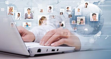 Le CRM à l'ère des réseaux sociaux : Tissez des liens pour mieux satisfaire vos clients | #C.M | Scoop.it