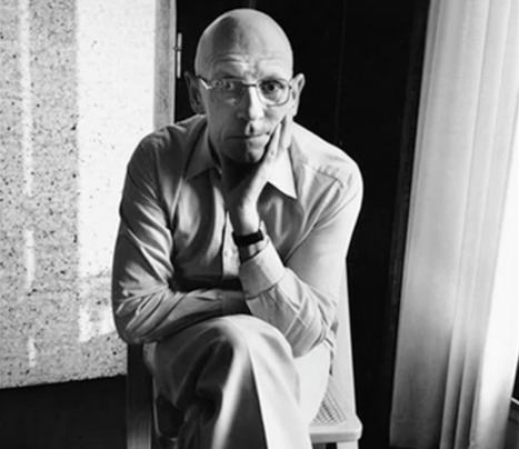 "Hear Michel Foucault Deliver His Lecture on ""Truth and Subjectivity"" at UC Berkeley, In English (1980) 