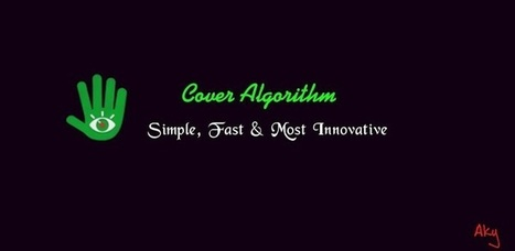 Cover Algorithm (Trial) - Applications Android sur GooglePlay | Android Apps | Scoop.it