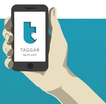 Crea y aprende con Laura: Taggar. 1ª App Social de Realidad Aumentada que permite esconder mensajes secretos | Realidad aumentada en Educación | Scoop.it