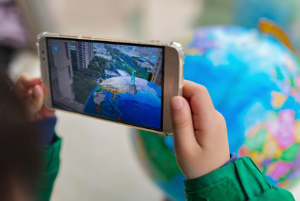augmented reality' in Android and iPad apps for language teachers | Scoop.it