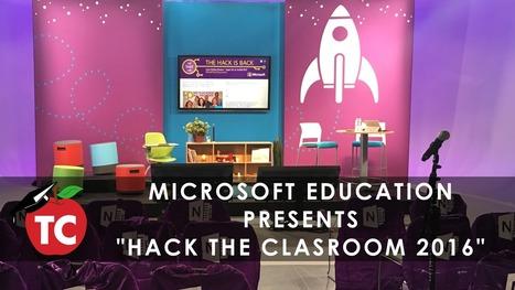 Microsoft Education: Hack the Classroom: How can we create our own Maker Space? @Microsoft_EDU · TeacherCast Educational Broadcasting NetworkbyJeffrey Bradbury | Future of  High Ed in Europe | Scoop.it