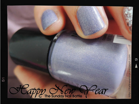 Tartines et moi ...ou autres histoires d'Odile Sacoche: The Sunday Nail Battle ♥ Happy New Year | Nails and manicure | Scoop.it