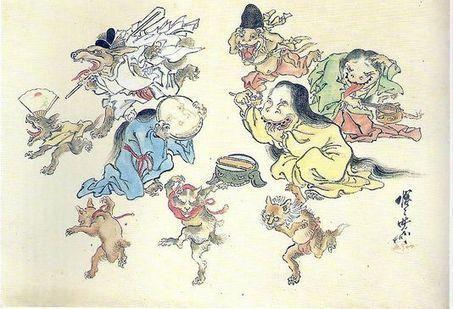 «Dans l'imaginaire japonais, toute chose, animée ou non, peut être habitée par un esprit» | Le Monde | Actualité du Japon dans les médias français | Scoop.it