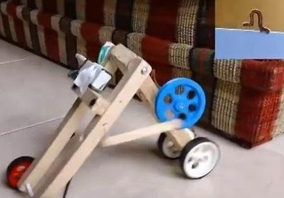 #Robot Gusano - How To | #Robótica Educativa | #DIRCASA - Automatización, Calor y Control | Scoop.it