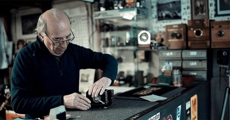 This 76-Year-Old Has Spent His Entire Life Repairing Cameras | L'actualité de l'argentique | Scoop.it