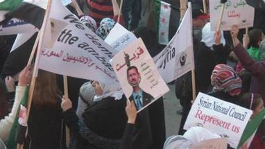 Turkey raises Syria military option | Coveting Freedom | Scoop.it