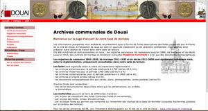 Archives de Douai : l'état civil est en ligne !   GenealoNet   Scoop.it