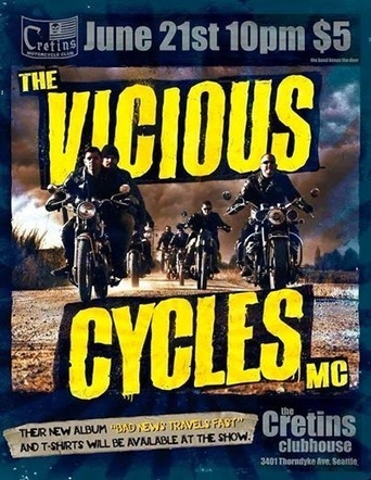 Vicious Cycles West Coast Tour | California Flat Track Association (CFTA) | Scoop.it