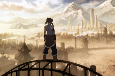GoT Withdrawal? Watch 'Legend of Korra' - Daily Beast | Microbiome, The Gut, | Scoop.it
