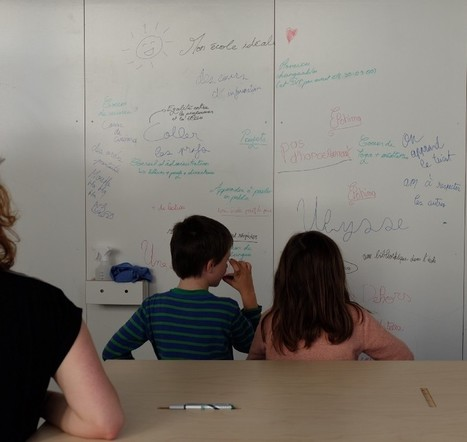 Les lab schools : une voie possible pour rapprocher enseignement et recherche ? | Elearning, pédagogie, technologie et numérique... | Scoop.it