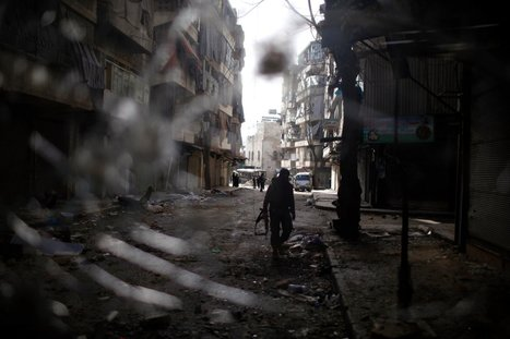 Al Nusra: Al Qaeda's Syria Offensive | Coveting Freedom | Scoop.it