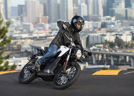 Zero Motorcycles Makes Top 10 Bikes of the Year List | Motorcycle World | Scoop.it