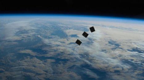 Investigadores españoles desarrollan un método para retirar basura espacial   Acción positiva: #Alternativas   Scoop.it