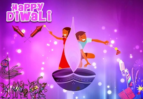 Happy New Year Diwali Wishes 99