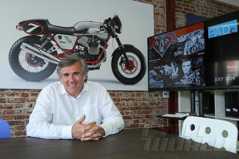 Interview: Miguel Galuzzi, Motorcycle Designer | Ductalk Ducati News | Scoop.it