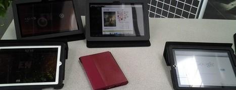 De l'intérêt de la médiation chez les collègues…   TabEnBib   Liseuses et tablettes dans les BM de Grenoble   Scoop.it