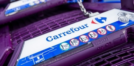Quand Carrefour accélère sa conversion dans le e-commerce   Réussissez votre e-logistique   Scoop.it
