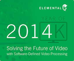 Elemental Technologies demonstrates End-to-end 4K HEVC workflow at the 2014 Winter Games | Video Breakthroughs | Scoop.it