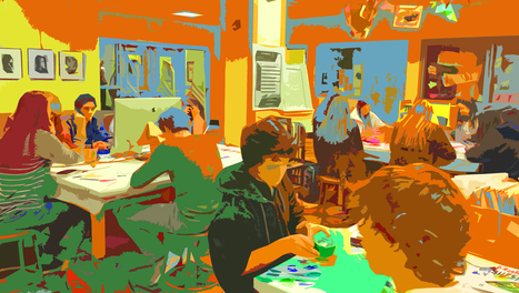 Launching a Makerspace: Lessons Learned From a Transformed School Library | Mackin TYSL | innovative libraries | Scoop.it