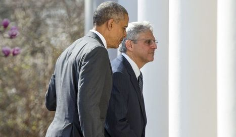 Obama could still force Merrick Garland onto Supreme Court during 'intersession recess'   Law, Courts and Politics   Scoop.it