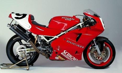 DUCATI 888 SP4 RACING | Ducati | Scoop.it