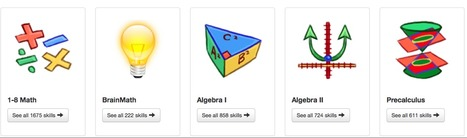 Braingenie - Over 4000 practice and video lessons | Math, Technology and UDL:  Closing the Achievement Gap | Scoop.it