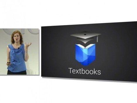 Google Play Textbook, el servicio de libros educativos de Google | JVR'S BOX. Education 2.0 | Scoop.it