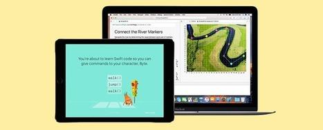 Apple Announces 'Everyone Can Code' Initiative and New Apple Teacher Program (EdSurge News) | EduTech | Scoop.it