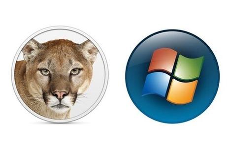 Klassiska PC:n dödas av Windows 8 och OS X Mountain Lion | PCONLINE | Folkbildning på nätet | Scoop.it
