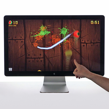 Leap Motion Readies Gesture Control to Challenge the Touch Screen in Laptops, Tablets, and Phones | MIT Technology Review | leapmind | Scoop.it