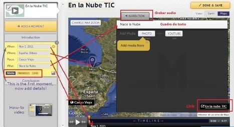 Meograph: crear historias multimedia | Multimedia (Argentina) | Scoop.it