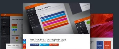 Les meilleurs Plugins Réseau Sociaux pour #WordPress | Time to Learn | Scoop.it