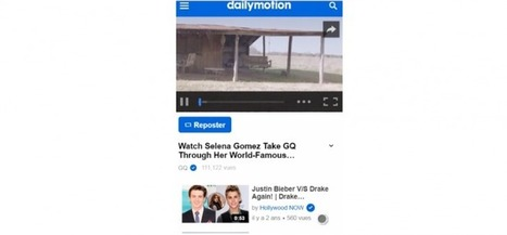 Format pub : Dailymotion lance le ''vertical-roll'' | Performance Marketing | Scoop.it