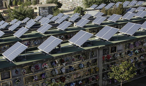 Nearly half of Spain's Electricity came from Renewables last Month | Family Life In Spain | Scoop.it
