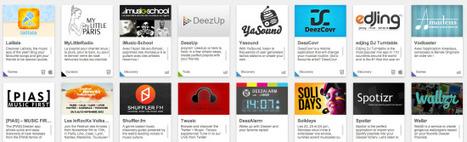 [App Store] Deezer lance son App Studio FrenchWeb.fr   Radio 2.0 (En & Fr)   Scoop.it